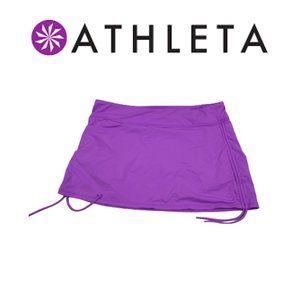 Athleta Purple Tennis Skirt. Sz M